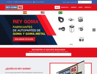 reygoma.com.ar screenshot