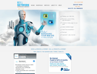 reylnetwork.com screenshot