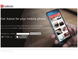 reynosa.adoos.com.mx screenshot