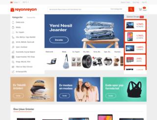 reyonreyon.com screenshot
