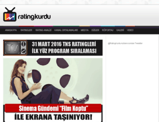 reytingkurdu.com screenshot