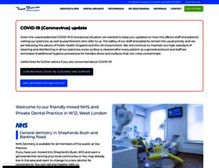 rezashamisaimplant.co.uk screenshot