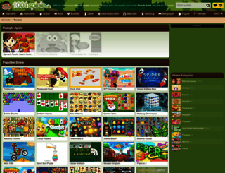 rezepte.1001spiele.de screenshot