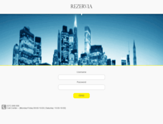 rezervia.ro screenshot