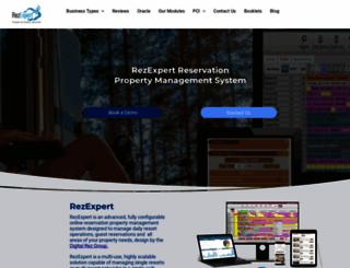 rezexpert.com screenshot