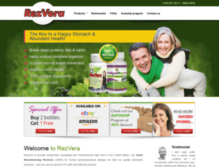 rezvera.us screenshot