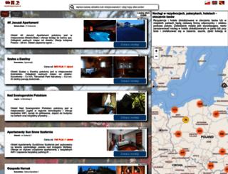 rezydencjagreenpark.pl screenshot
