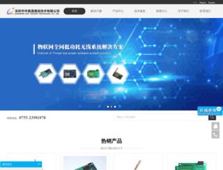rf-module-china.com screenshot