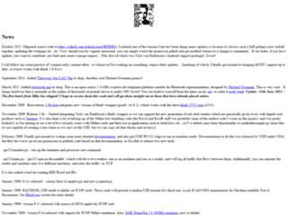 rfidiot.org screenshot