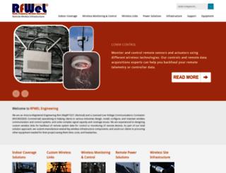 rfwel.com screenshot