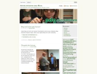 rfzpdg.wordpress.com screenshot