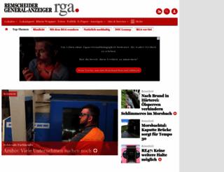 rga.de screenshot