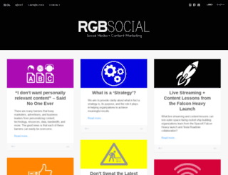 rgbsocial.com screenshot