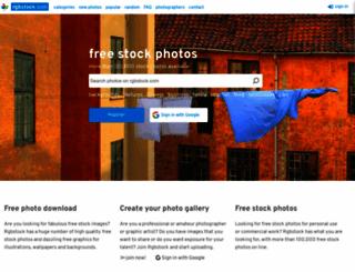 rgbstock.com screenshot