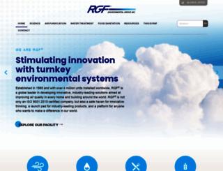 rgf.com screenshot