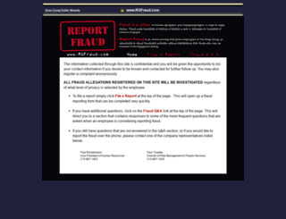 rgfraud.com screenshot