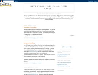 rgprovidentliving.blogspot.com screenshot