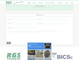 rgscleaningltd.co.uk screenshot