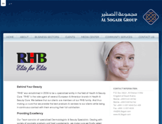 rhbelite.com screenshot