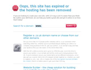 rhcvisuals.com screenshot