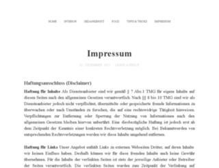 rheinnights.com screenshot
