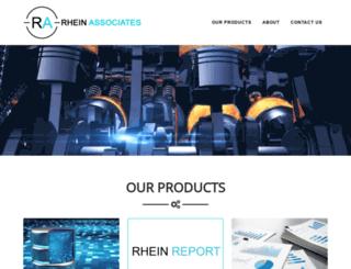 rheinreport.com screenshot
