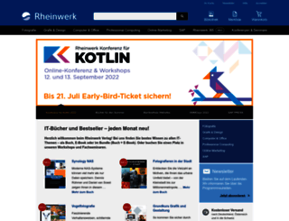 rheinwerk-verlag.de screenshot