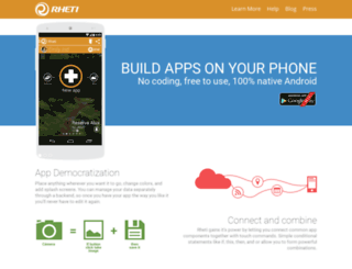 rheti.com screenshot