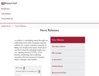 rhfa.mediaroom.com screenshot