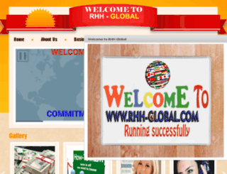 rhh-global.com screenshot