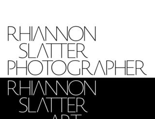 rhiannonslatter.com.au screenshot