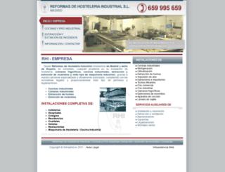 rhimadrid.es screenshot