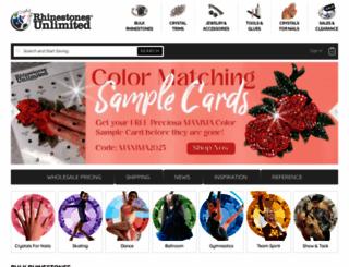 rhinestonesu.com screenshot