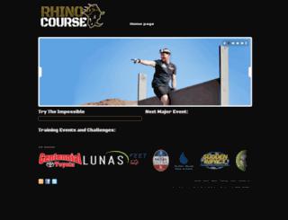 rhinocourse.com screenshot