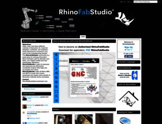 rhinofablab.com screenshot