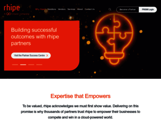 rhipe.com screenshot