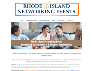 rhodeislandnetworkingevents.com screenshot