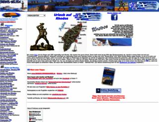 rhodos-welten.de screenshot
