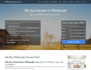 rhosellers.com screenshot