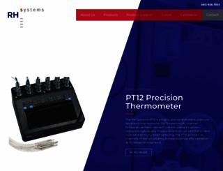 rhs.com screenshot