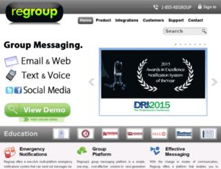 ri.regroup.com screenshot