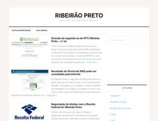 ribeirao-preto.org screenshot