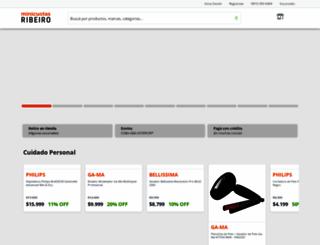ribeiro.com.ar screenshot