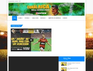 ricaperrone.com.br screenshot