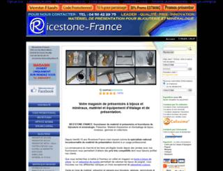 ricestone-france.com screenshot
