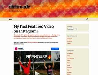 rich-made.com screenshot