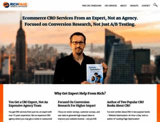 rich-page.com screenshot
