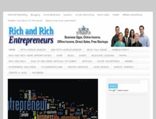 richandrichentrepreneurs.biz screenshot