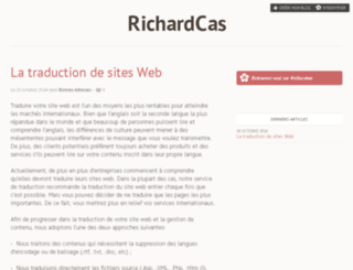 richardcas.publicoton.fr screenshot