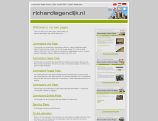 richardlagendijk.nl screenshot
